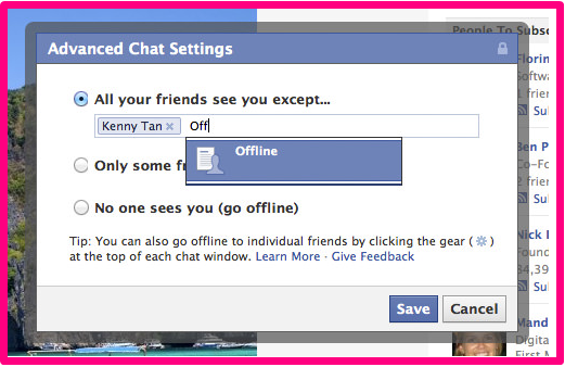How to Be Unseen on Facebook Chat