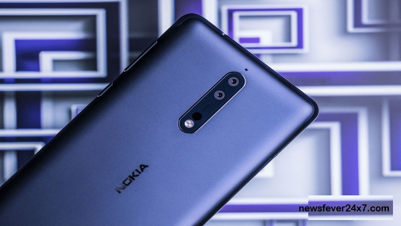 Nokia 8 Android Smart Phone