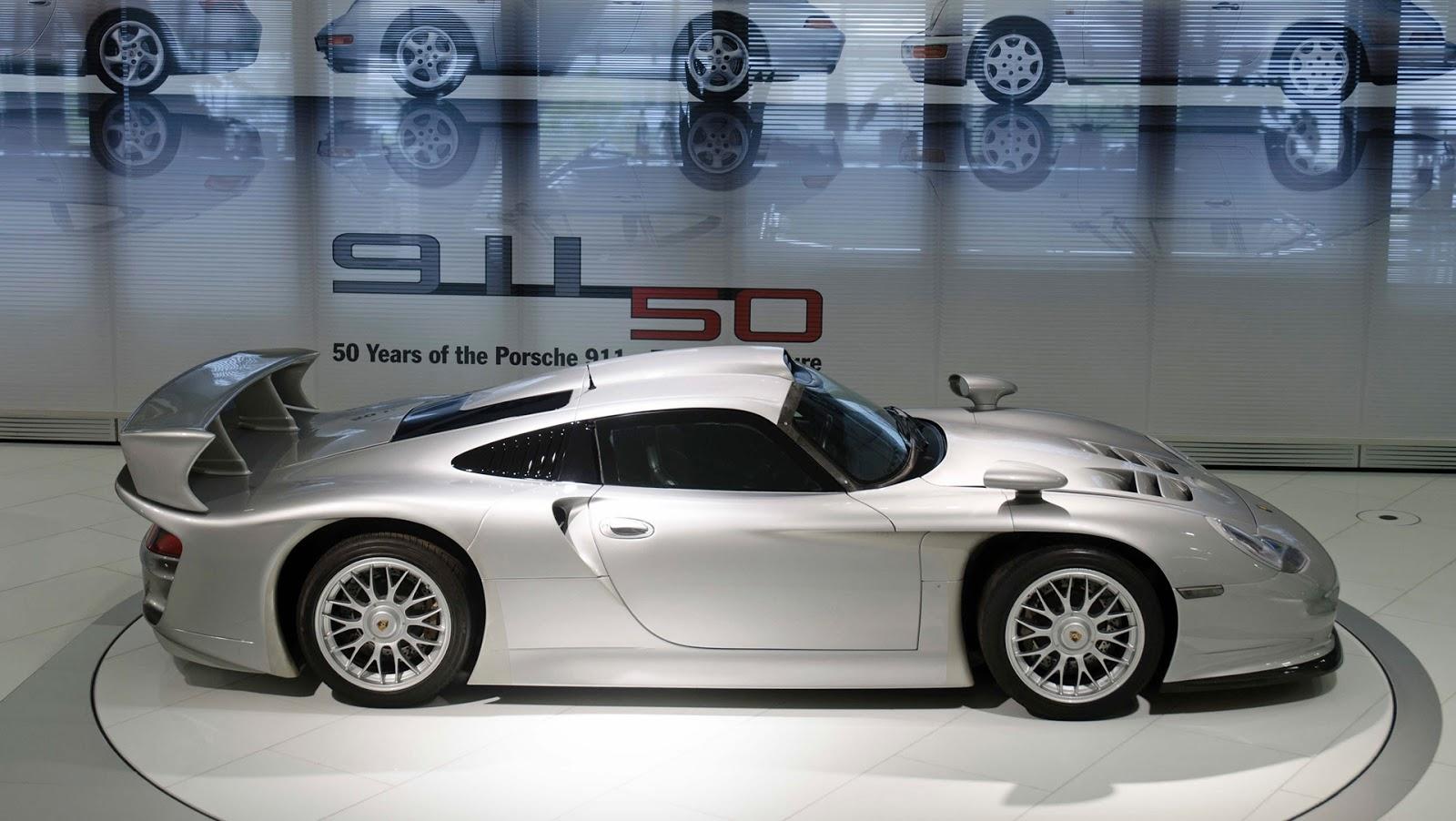 911 gt1 1997 porsche ag 1 Τα 7 super sport αυτοκίνητα της Porsche απο το 1953 μέχρι σήμερα Classic, Porsche, Porsche 550 Spyder, Porsche 904 Carrera GTS, Porsche 911 GT1, Porsche 911 Turbo, Porsche 918 Spyder, Porsche 959, Porsche Carrera GT
