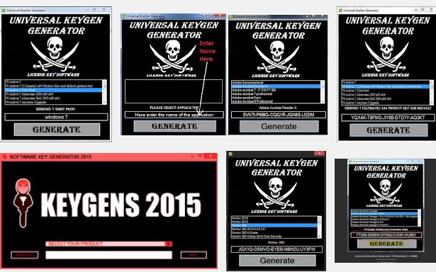 Universal Keygen Generator 2015, Full Version, Software, Free Download, Updated