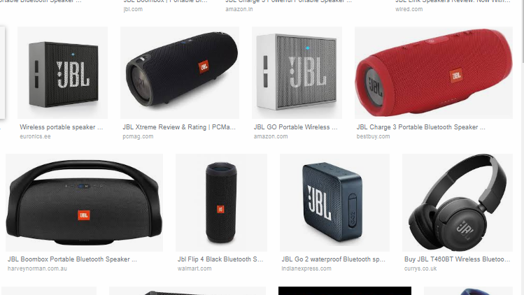 Getfreebies: JBL* -- Earphones & Bluetooth Speaker at Flat