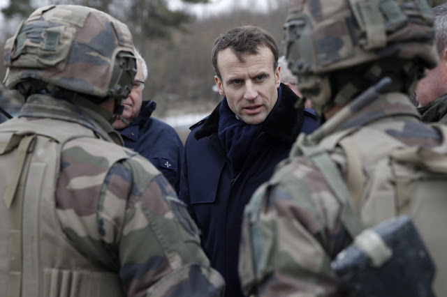 Emmanuel Macron To Launch 10-Nation Military Coalition Next Month