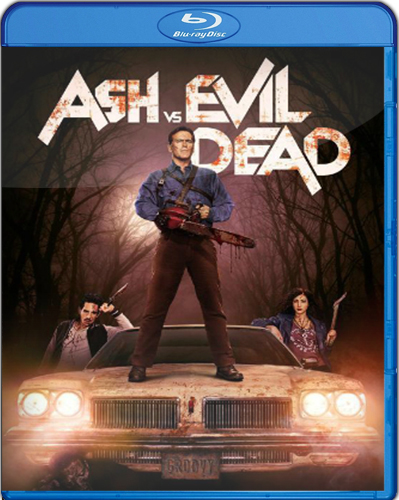 Ash vs Evil Dead [Season 1] [2015] [BD25] [Latino]