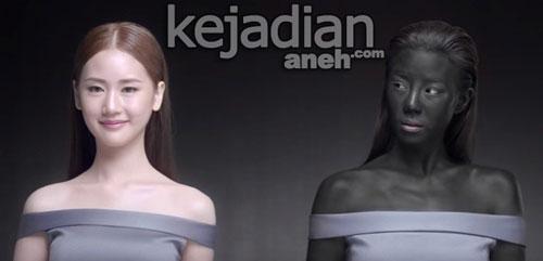 iklan paling rasis