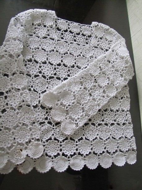 Crochet Blouse Step By Step In This Wonderful Pattern Free