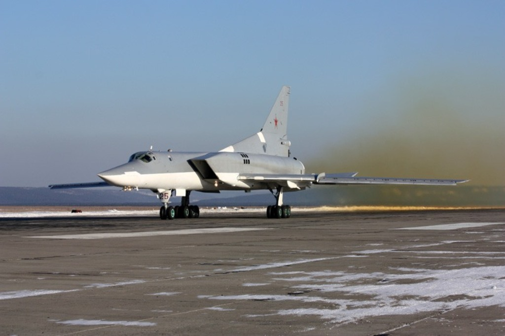 Russian Tu 22m Tupolev Backfire Supersonic Strategic