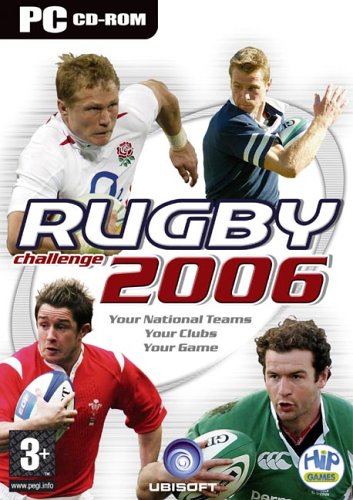 Rugby%2BChallenge%2B2006 - Rugby Challenge 2006 | PC