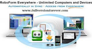 Download free RoboForm Enterprise full 2015 with patch