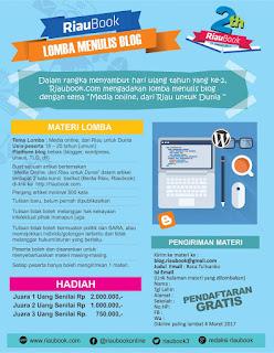 """RiauBook """"Pustaka Riau untuk Dunia"""", Benarkah?"""