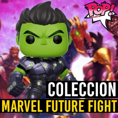 Lista de figuras funko pop de Funko POP Marvel Future Fight