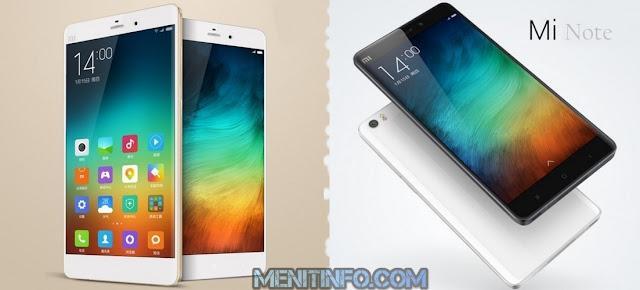 Spesifikasi Lengkap Xiaomi Mi Note 2
