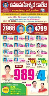 Uma maheshwara Junior college Ongole