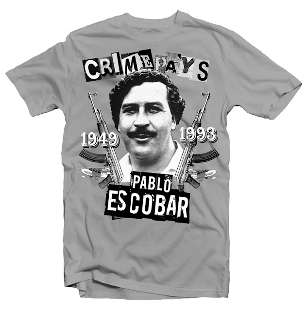 escobar tshirt design