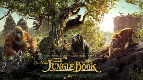 Mogli - O Menino Lobo (The Jungle Book) Torrent – HDTS Legendado (2016)