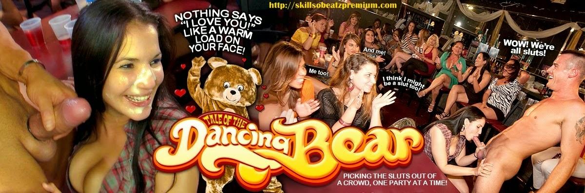 Dancing bear pass-9321