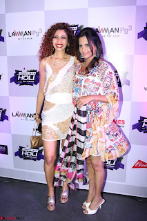 Pre Celetion Of India Premiere Edm Holi Festival With Many Bollywood Celebrities   9th March 2017 004.JPG
