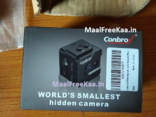 Conbrov Hidden Camera FREE