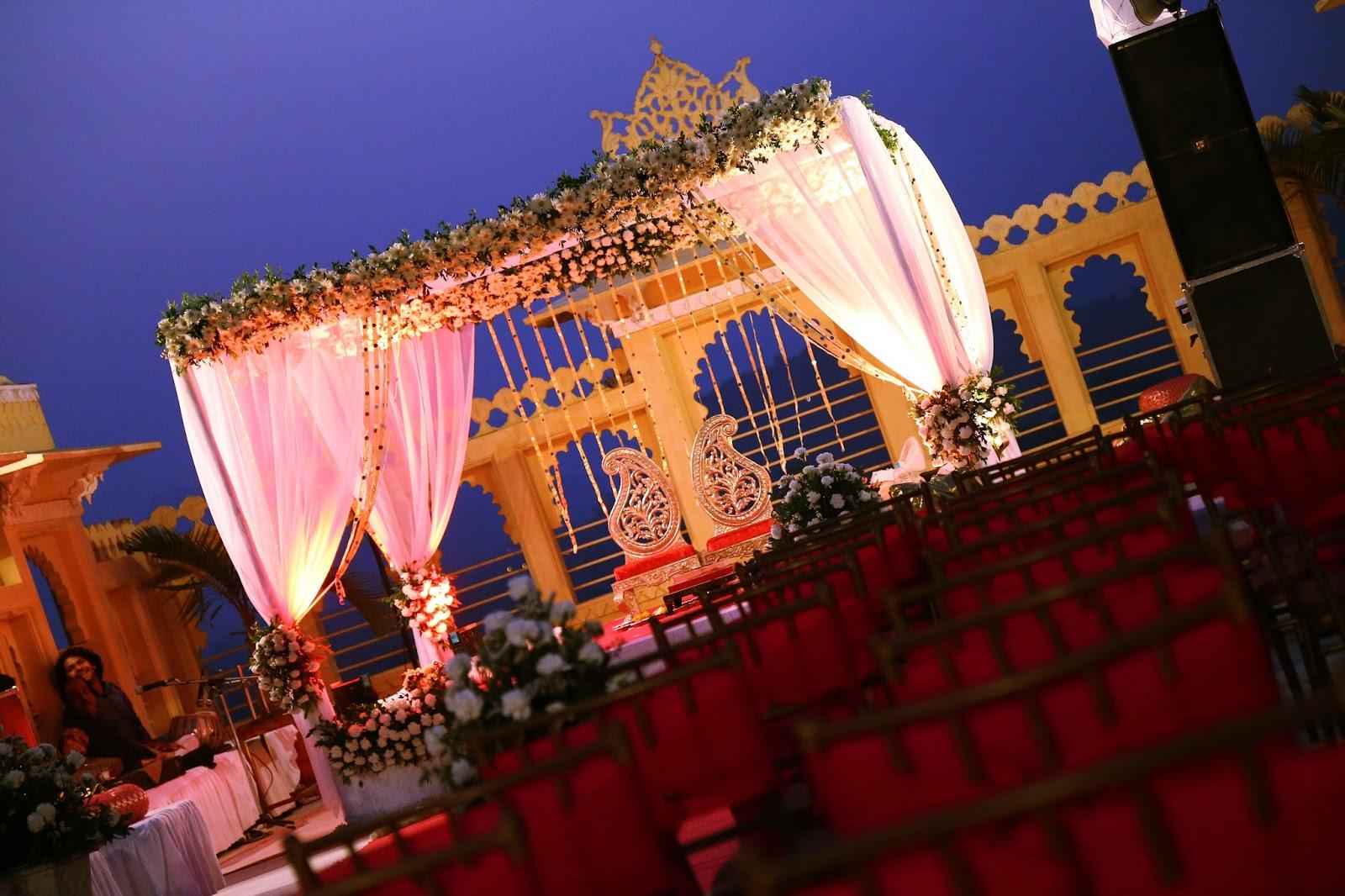 A Dream Wedding in Udaipur