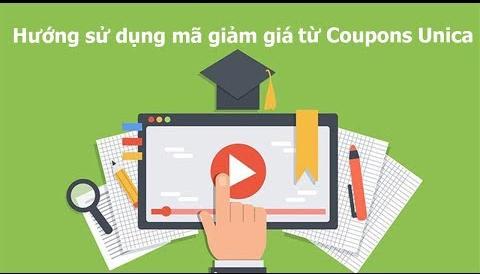 Hướng dẫn cách sử dụng mã coupon cho Unica