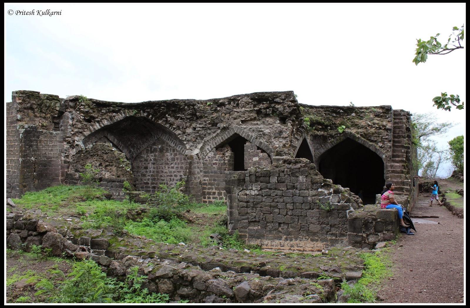 Ambarkhana, shivneri Fort