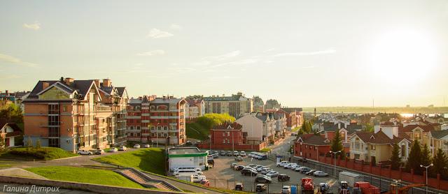 Путешествия: Казань-2016. Часть 1: Современная Казань.