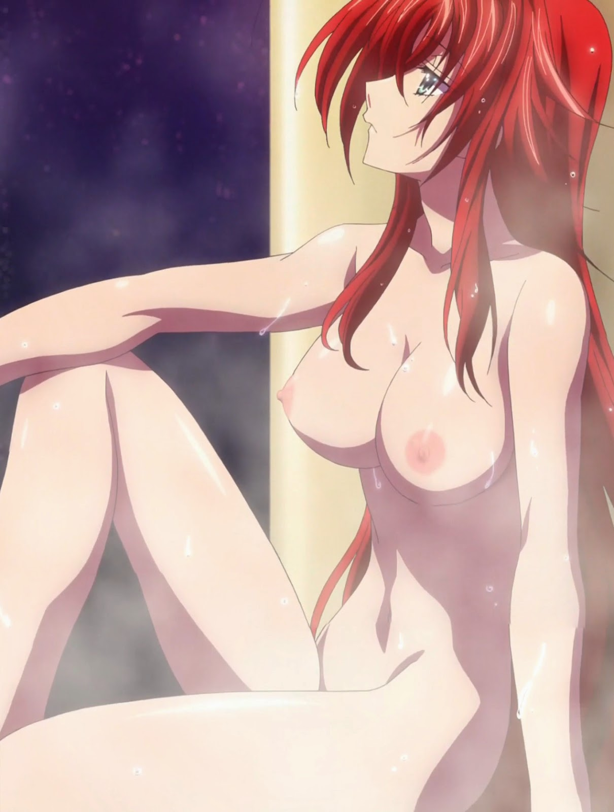 High School DxD BorN - Episode 1 - Steamy Rias