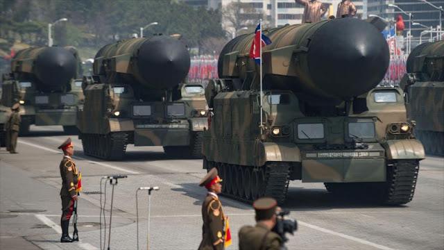 """Corea del Norte amenaza a EEUU con poner fin a su """"imperio"""""""