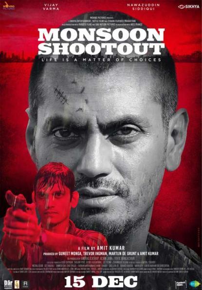 full cast and crew of Bollywood movie Monsoon Shootout 2017 wiki, Nawazuddin Siddiqui, Tannishtha Chatterjee, Monsoon Shootout story, release date, Monsoon Shootout Actress name poster, trailer, Video, News, Photos, Wallapper
