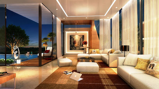 Amazing Living Room Design Ideas in Modern Style