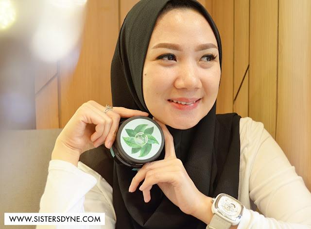 The Body Shop Fuji Green Tea Hair Treatment