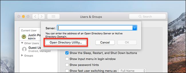 Apri Utility Directory