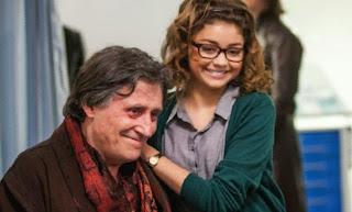 Fotografía de la película, Victor y Natalie Dashkov, antagonistas de la saga.
