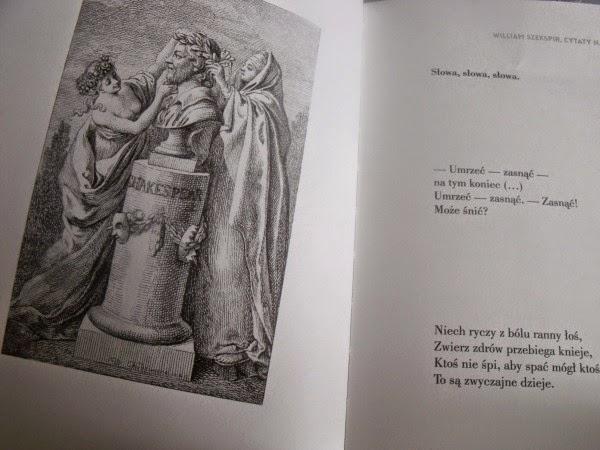 Słowem Malowane Wiliam Szekspir Cytaty Najpiękniejsze