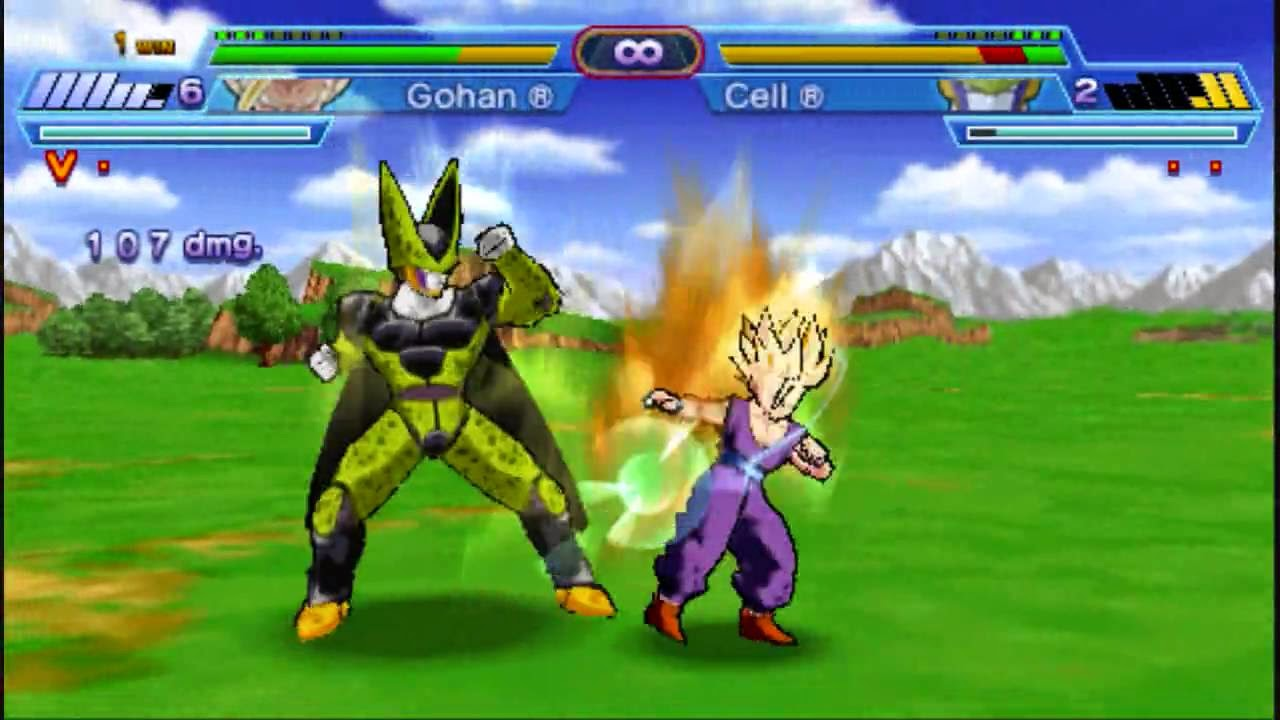 Dragon ball z adventure games for android