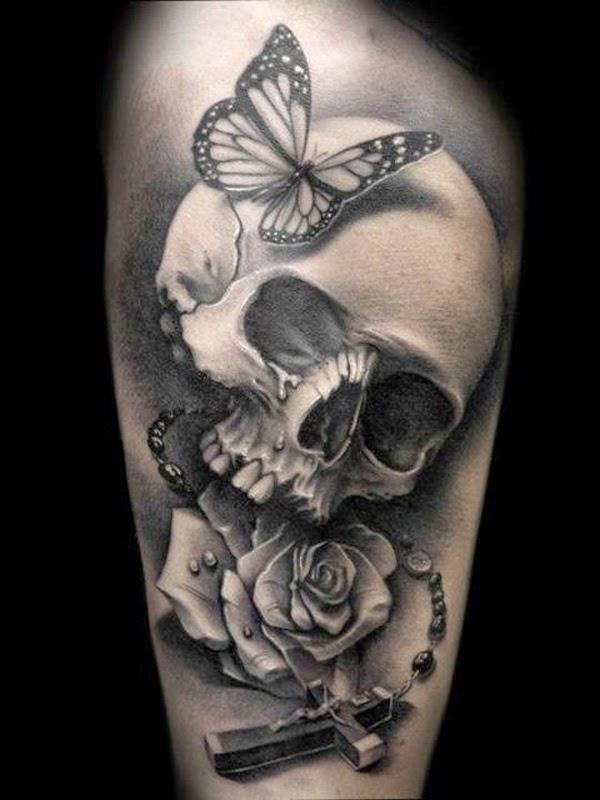 Tatuajes De Calaveras Significado E Ideas Belagoria La Web De
