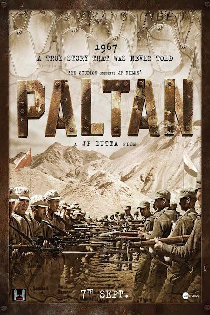Paltan 2018 Full Movie Download Free 720p Bluray