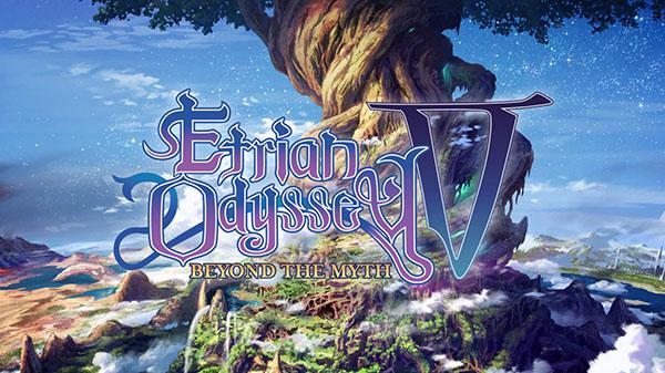 Etrian Odyssey V, Radiant Historia y Shin Megami Tensei confirmados en Occidente