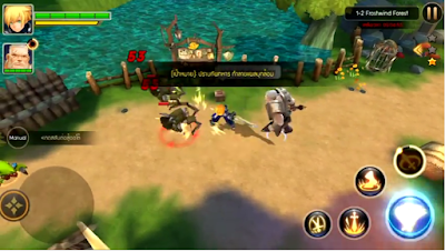Dragon Nest – Saint Haven v1.0 Mod Apk (Weaken Enemy + God Mode)
