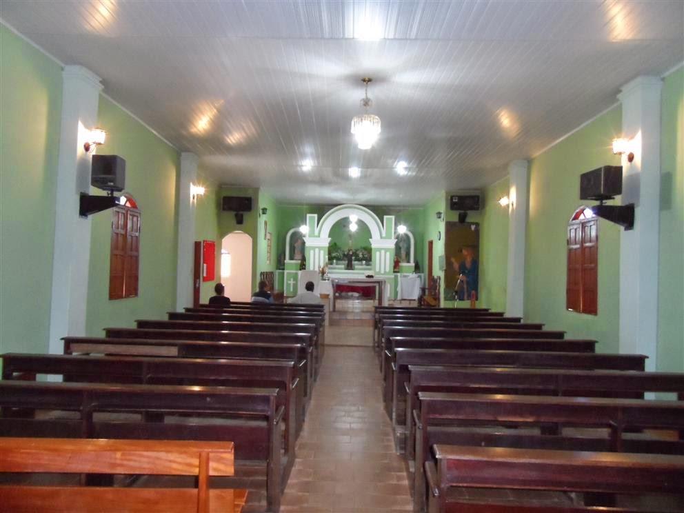 Igreja católica de Santo Antônio do Mucuri