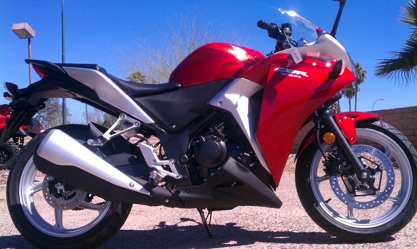 western honda motorcycles phoenix: september 2012