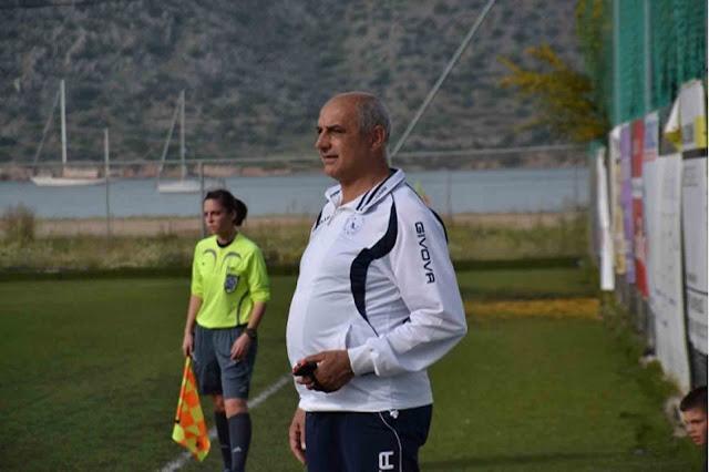 Προπονητής στον ΠΑΟΚ Κουτσοποδίου ο Θανάσης Τσιρόπουλος