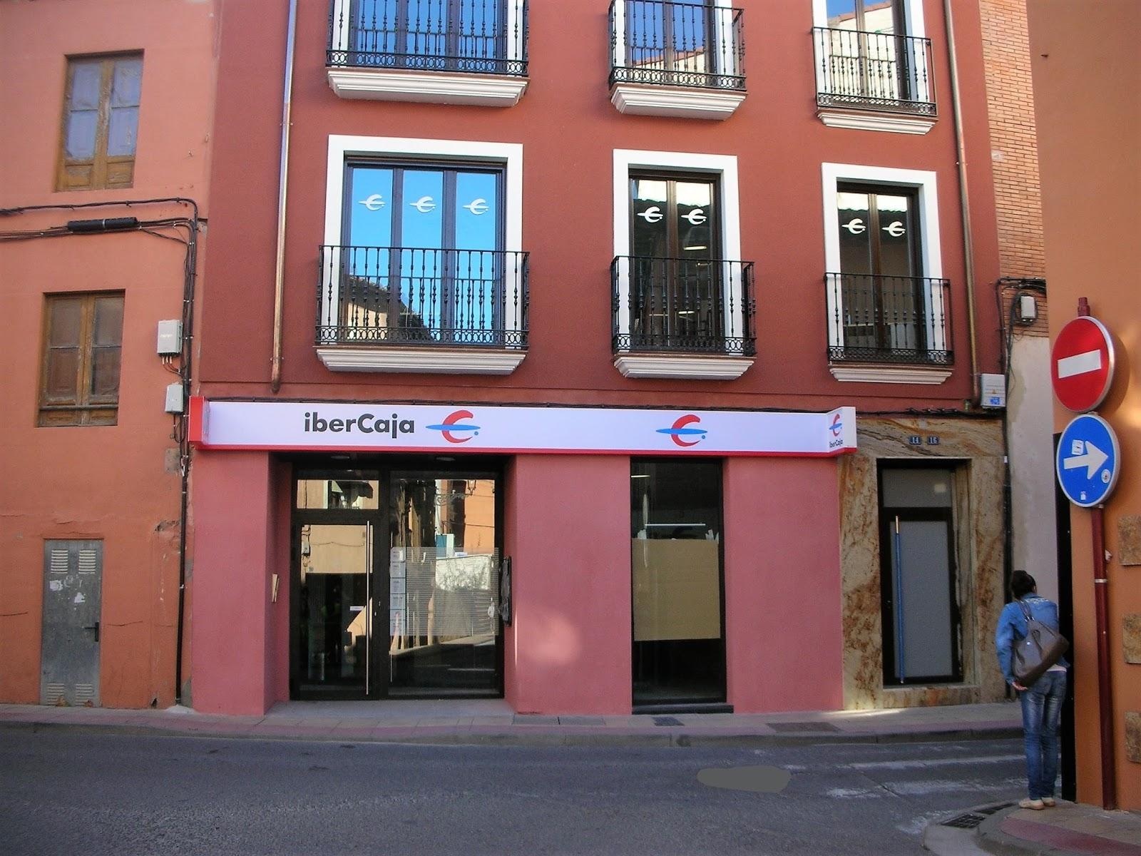 Si se calla el cantor ibercaja traslada sus oficinas for Ibercaja banco oficinas