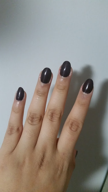 Garnet Nails