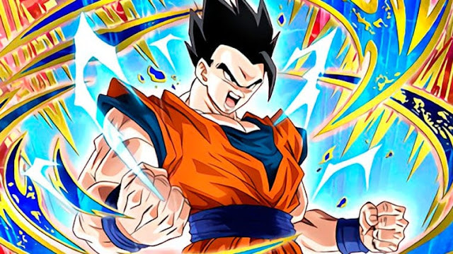 Dragon Ball FighterZ Gohan Adulto