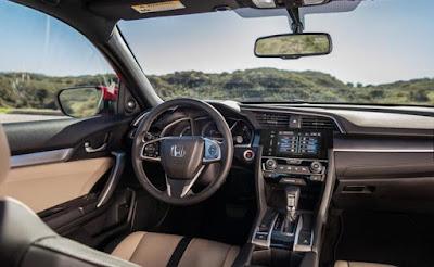 2016 Honda Civic Coupe 1.5 Vtec Turbo Review