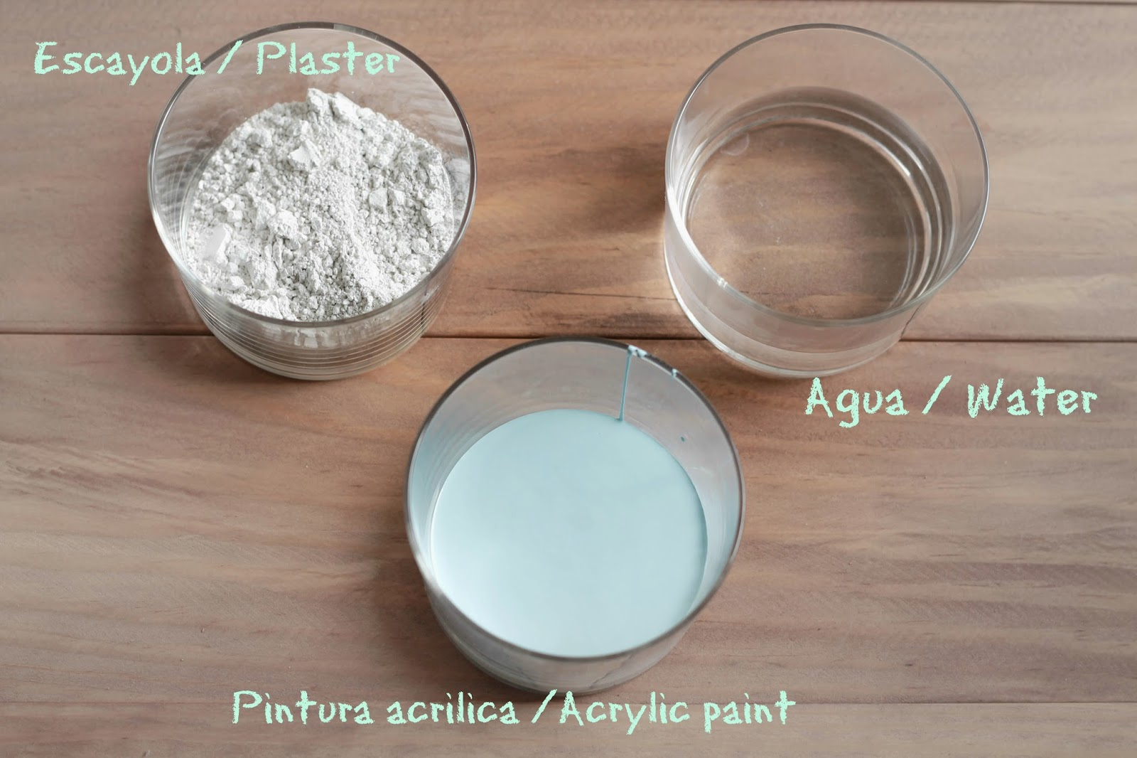 Hacer Pintura Chalk Paint Vicky 39s Home Mi Chalk Paint Casera Homemade Chalck Paint
