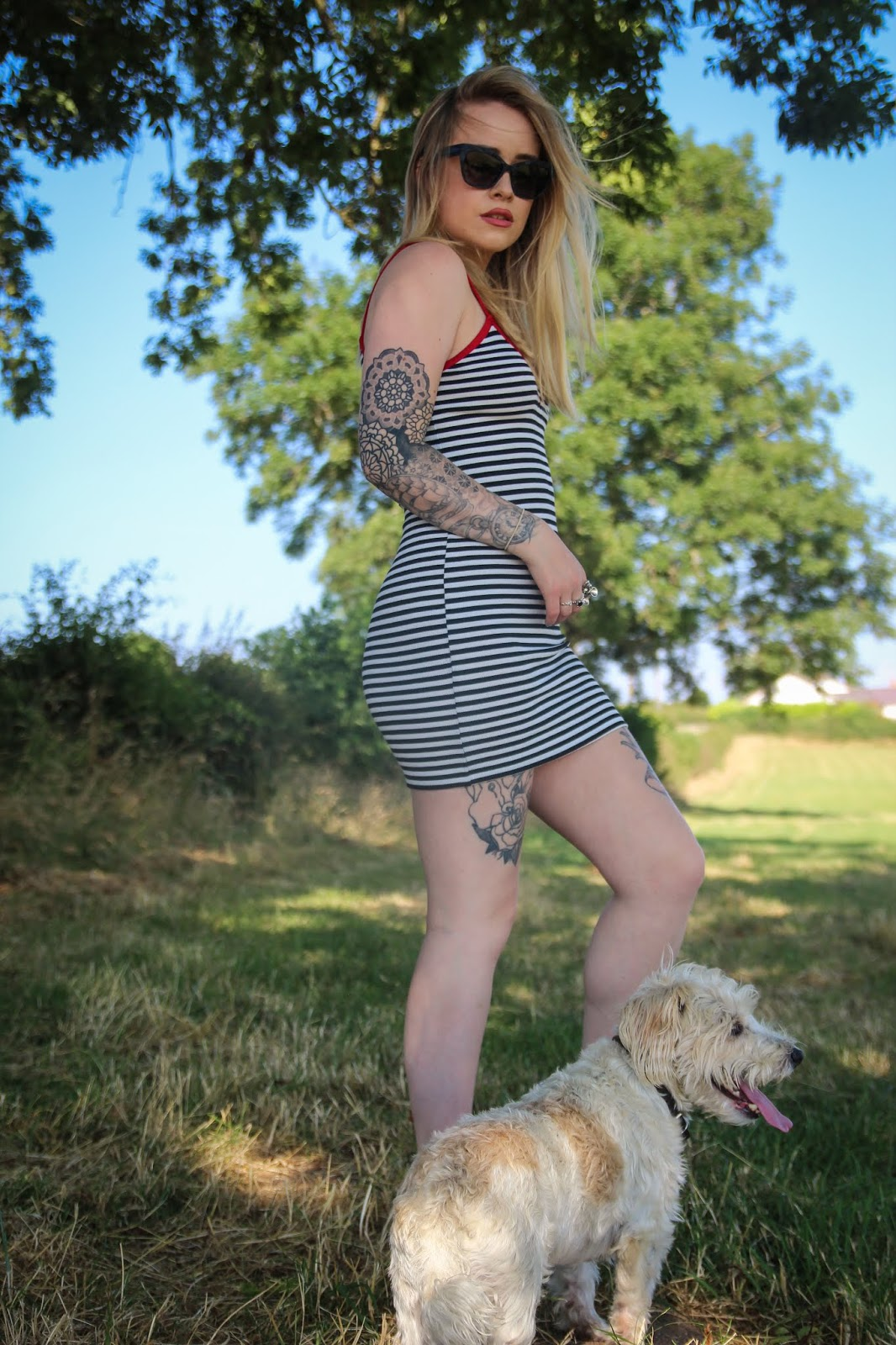 Blogger Lucy Love