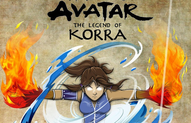 Avatar La Legenda de Korra