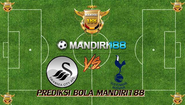 AGEN BOLA - Prediksi Swansea City vs Tottenham Hotspur 3 Januari 2018