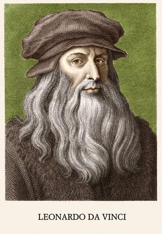 Серед титанів Відродження одне з перших місць по праву належить Леонардо да  Вінчі. Сила його розуму його геніальні наукові передбачення 78ff3ba41e082